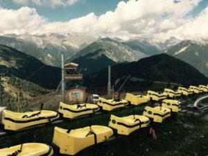 развлечения в горах