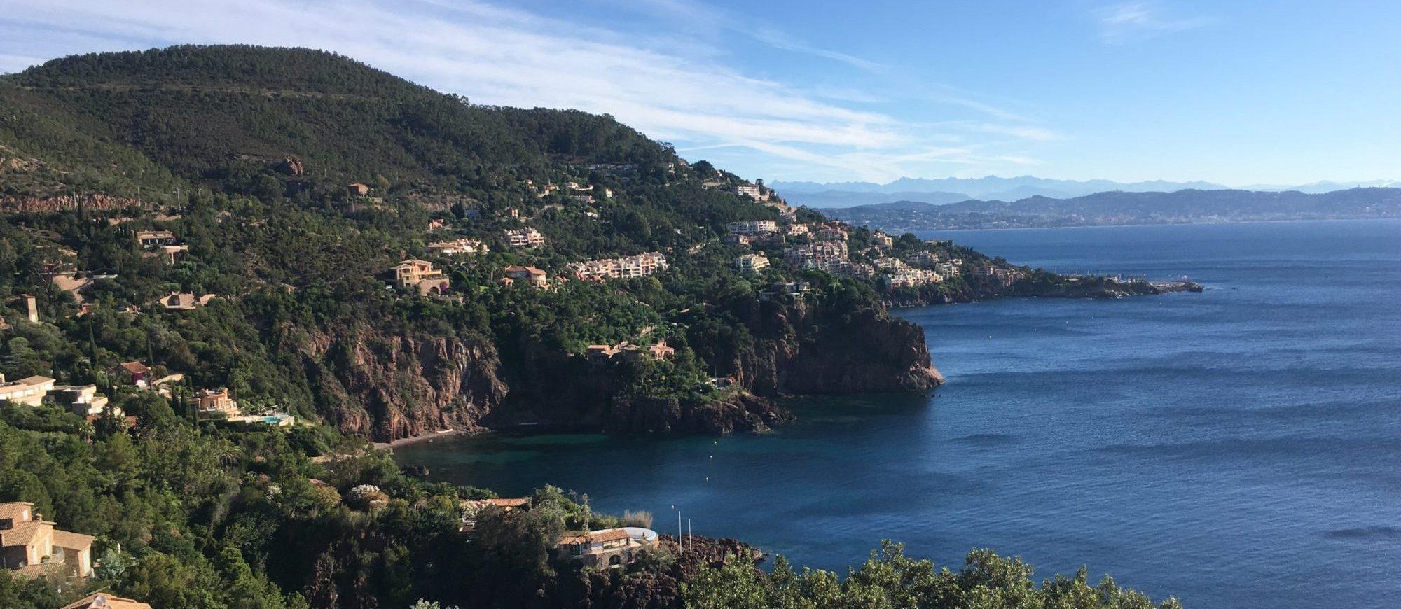 Откройте для себя Лазурное побережье и Прованс