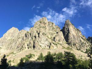 прогулки в горы