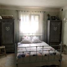 Сен-Поль-де-Ванс, гостевая спальня