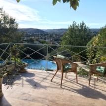 Сен-Поль-де-Ванс, вилла с бассейном