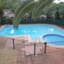 Резиденция с бассейном, Кань-сюр-Мер