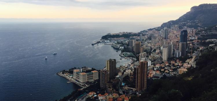 Ночной Монако и Монте-Карло