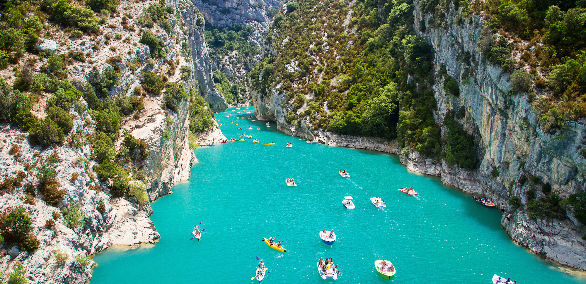 Горные пейзажи, Прованс, Франция